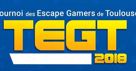 Tournoi des Escape Gamers de Toulouse